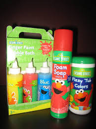 Finger Paint Bath Soap by Momma Drama Holiday Gift Guide The Village Company Review