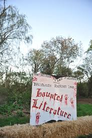 Haunted Halloween Hayride And Happenings by Hayride The Historic Village At Allaire