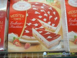 coppenrath wiese meister torte erdbeer frischkäse