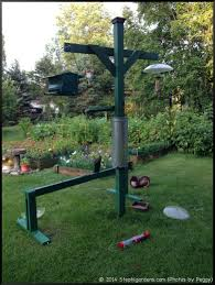 Beautiful Pole Bird Feeders Squirrel Proof 34 Best Pole Mounted