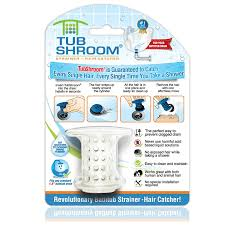Bathroom Drain Hair Stopper Walmart by Amazon Com Tubshroom The Revolutionary Tub Drain Protector Hair