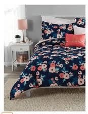 Mainstays Floral forters & Bedding Sets