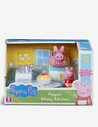 peppa pig kitchen or shopping trip assortment