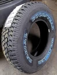 100 Goodyear Wrangler Truck Tires Radial