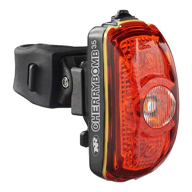 NiteRider Cherrybomb 35 Lumen Rear Tail Light - Red