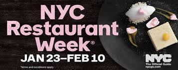 ny restaurant week best newcomers and don t miss favorites