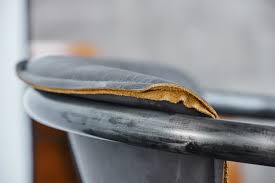 kawola stuhl filly dinnerstuhl esszimmerstuhl leder grau b h t 54 73 61cm