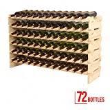 range bouteille en brique casiers à bouteilles couleur brique design et empilables