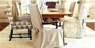 Chair Cover Patterns Dining Room Covers Pattern Slipcovers Tutorial
