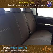 REAR Seat Cover (TH05R) - Dingo Trails