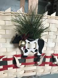 Christmas Tree Shop Riverhead by Christmas Cow Basket Hallockville Museum Farm