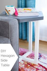25 best hexagon sides ideas on pinterest side tables octagon