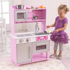 Kidkraft Grand Gourmet Corner Kitchen Play Set by Kitchen Play Sets View Larger Special Needs Toys Kitchen