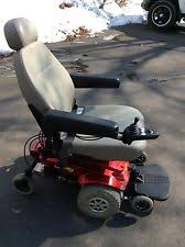 jazzy motorized wheelchair ebay