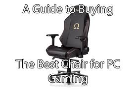 A Guide To Buying The Best Chair For PC Gaming - Logical ... Top 20 Best Gaming Chairs Buying Guide 82019 On 8 Under 200 Jan 20 Reviews 5 Chair Comfortable For Pc And 3 Under Lets Play Game Together For Gaming Chairs Gamer The 24 Ergonomic Improb Best In Gamesradar Secretlab Announces Worlds First Official Overwatch D And Buyers