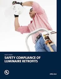 Underwriters Laboratories Portable Lamp by Lighting Industries Ul