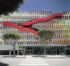 Gallery of City of Santa Monica Parking Structure 6 Behnisch