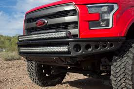 2015-2017 F150 Rogue Racing Rebel Front Off-Road Bumper 441515-91-03