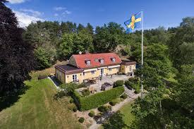100 Homes For Sale In Stockholm Sweden Greta Garbos Swedish Island Villa Is On The Market Curbed