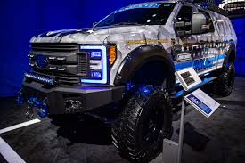 100 Ford Police Truck Unveils MBX350 A Super Duty Designed For Offroad Law Enforcement