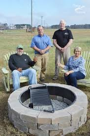 Belgard Weston Square Firepit Outdoor Solutions