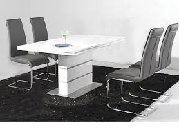 furnitureinfashion announce the launch of modern high gloss dining
