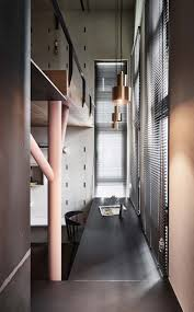 100 Kc Design Small Multipurpose Apartment In Taipei Taiwan