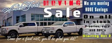 Grande Prairie Ford Dealer - Windsor Ford