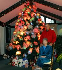 Leyland Cypress Christmas Tree Growers by My Decorating Success Bart And Nancy Ehmann Of Hoover Use Color