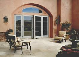 French Patio Doors Inswing Vs Outswing by Marvin Windows U0026 Doors California Window And Fireplace