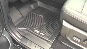 Husky Exact Fit Floor Mats 2016 F150 - YouTube Weathertech Front Floor Mats Review 2014 Ford F150 Etrailer Rear Liner 2015 F250 Used Carpets For Sale Page 7 Vanrobes Transit Custom 2013 On Tailored Mat Focus Comparisons Stock Allweather Huskey Flooring 36 Unbelievable Images Ipirations Allweather Explorer 12014 Mustang Running Pony Amazoncom Fit Floorliner 2017 Super Duty Wade Auto