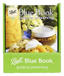 Amazon.com: Blue Book Guide To Preserving (by Jarden Home Brands ...