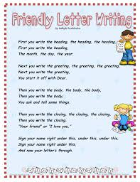 About Letters Postcard Writing Pinterest Friendly Letter