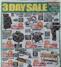 Hardwood Floor Nailer Harbor Freight by Leaked Harbor Freight Black Friday 2017 Ad Scan And Sales