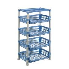 Plastic Storage Rack