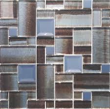 Iridescent Mosaic Tiles Uk by Jazz Bronze Modello