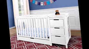 Sorelle Dresser Remove Drawers by Graco Remi 4 In 1 Convertible Crib And Changer Youtube