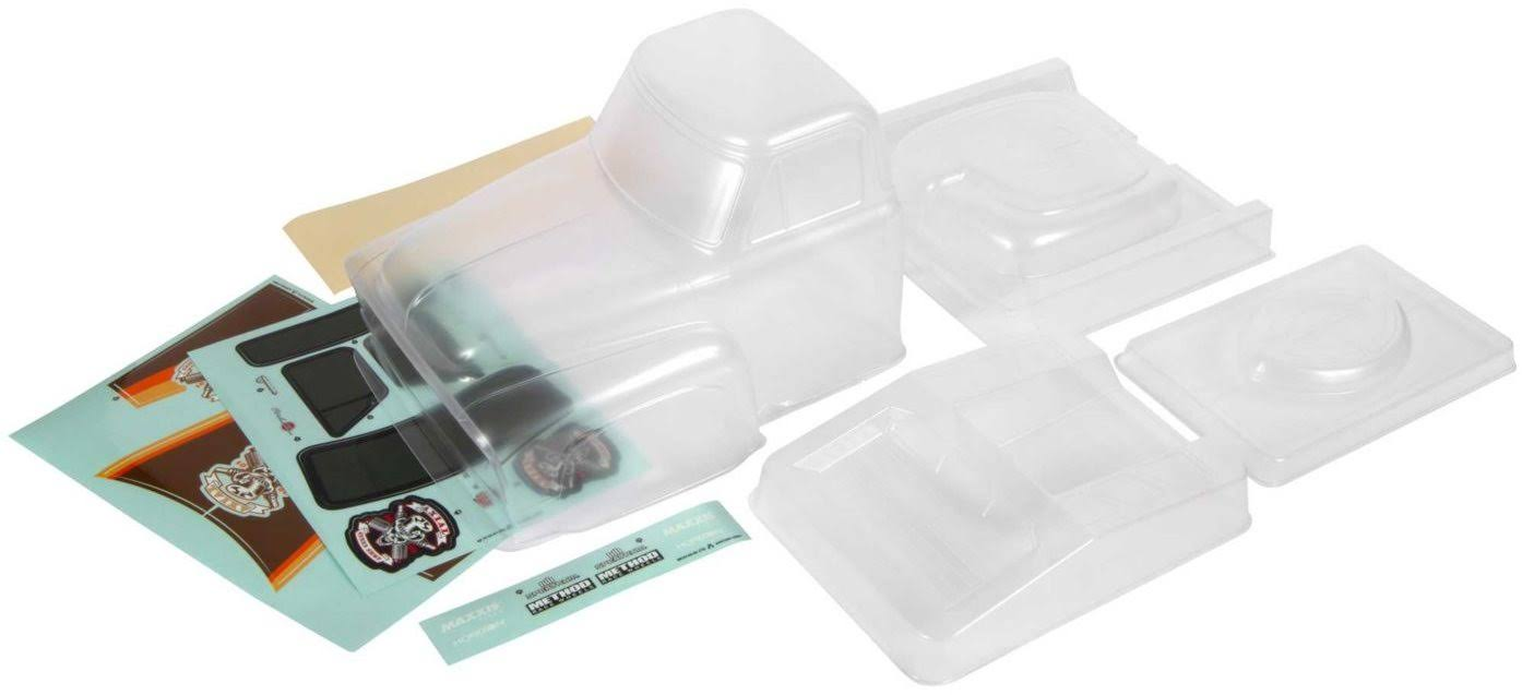 Axial 1955 Ford Body Outer Panel Set (Clear) AXI230006