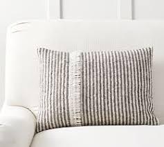 Red Decorative Lumbar Pillows by Throw Pillows Accent Pillows U0026 Outdoor Throw Pillows Pottery Barn