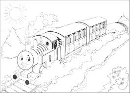 Trains Coloring Pages New Train Coloring Pages To Print Thomas The