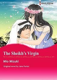 The Sheikhs Virgin By Mio Mizuki