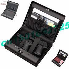mini coffre fort a code md500 portable numérique code bijoux de voiture pistolet mini