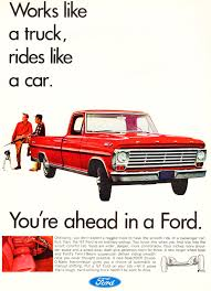 1967 Ford Pickup Truck Ad | CLASSIC CARS TODAY ONLINE 1967 Ford F100 Project Speed Bump Part 1 Photo Image Gallery For Sale Classiccarscom Cc1071377 Cc1087053 Flashback F10039s New Arrivals Of Whole Trucksparts Trucks Or Greenlight Anniversary Series 5 Pickup Truck Classics On Autotrader 1940s Lovely Ranger Homer 1940 1967fordf100 Hot Rod Network F250 Trucks And Cars With 300ci Straight Six Monkey Jdncongres 4x4 Modern Classic Auto Sales