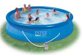 Intex Easy Set 15 Foot By 36 Inch Round Pool