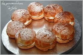 couronne de choux chantilly à la vanille et caramel au beurre salé