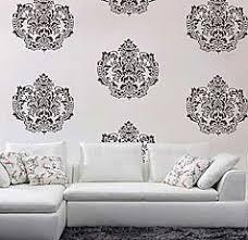 decorative stencils for walls wall stencils large stencils reusable stencils for walls