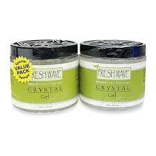 fresh wave 2 pack odor eliminator 16 ounce gel bed bath beyond