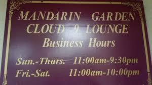 Mandarin Garden Restaurant Issaquah Menu Prices & Restaurant