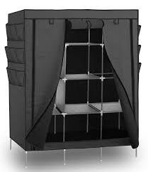 Amazon Portable Storage Organizer Wardrobe Closet & Shoe Rack