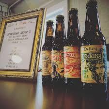 Long Trail Pumpkin Ale Calories by Defiant Brewing Co